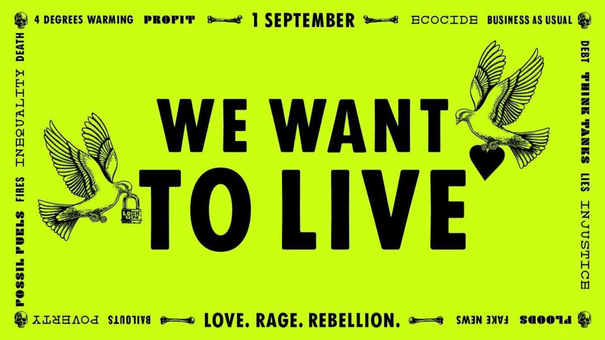 extinction rebellion south west rebellion september